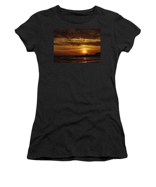 Carmel Sunset Women's T-Shirt (Athletic Fit)
