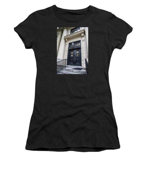 Carnegie Building Penn State  Women's T-Shirt