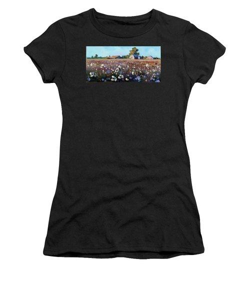Carolina Cotton I Women's T-Shirt (Athletic Fit)