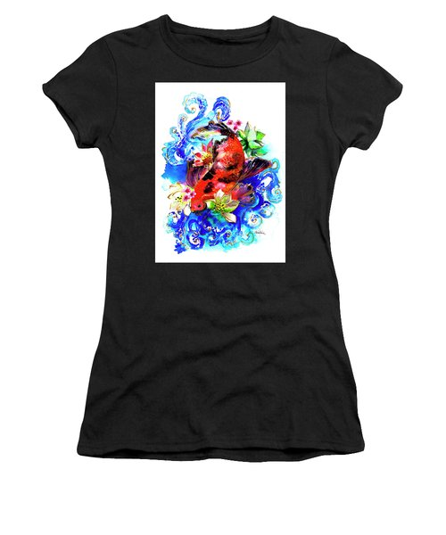 Carpa Koi Women's T-Shirt