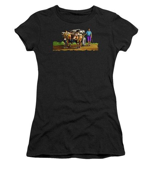 Cart Man Women's T-Shirt