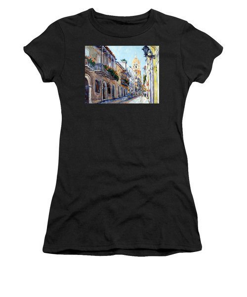 Cartagena Colombia Women's T-Shirt