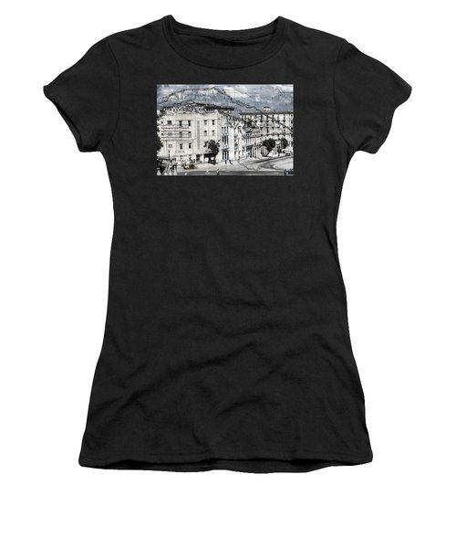 Carte Isle De Cuba Women's T-Shirt
