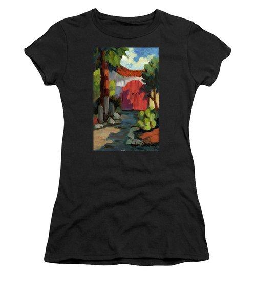 Casa Tecate Gate Women's T-Shirt (Athletic Fit)