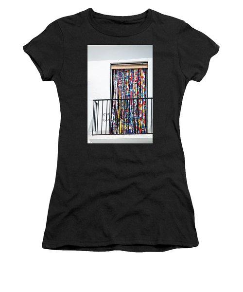Cascade Of Colour Women's T-Shirt