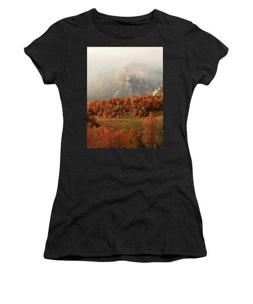 Cascading Fall Women's T-Shirt