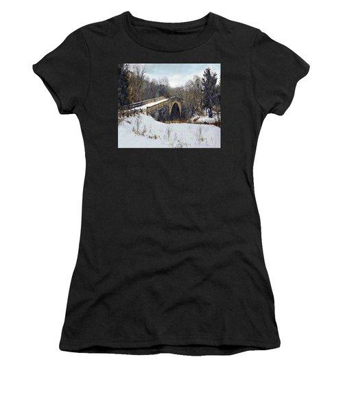 Casselman River Bridge Women's T-Shirt
