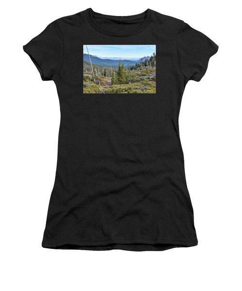 Castle Lake Trail Women's T-Shirt