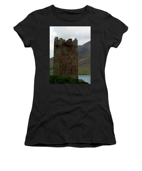 Castle Of The Pirate Queen Women's T-Shirt