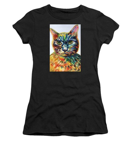 Cat A Tude Women's T-Shirt