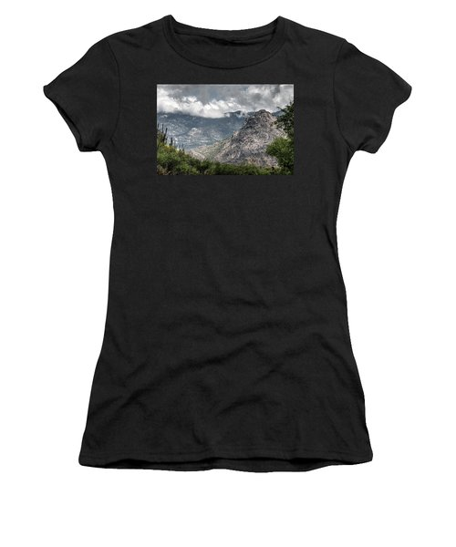 Catalina Mountains Women's T-Shirt
