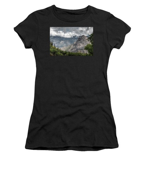 Catalina Mountains Women's T-Shirt