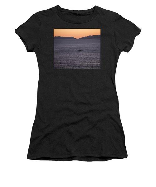 Catalina Orange Women's T-Shirt