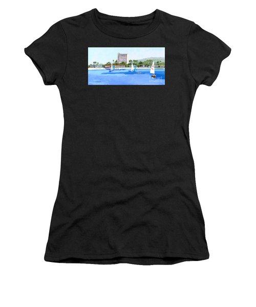 A Blue Sail Women's T-Shirt