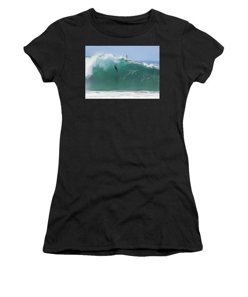 Catch Me Women's T-Shirt (Athletic Fit)