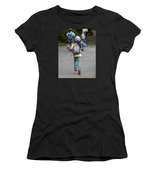 Catch Up Women's T-Shirt