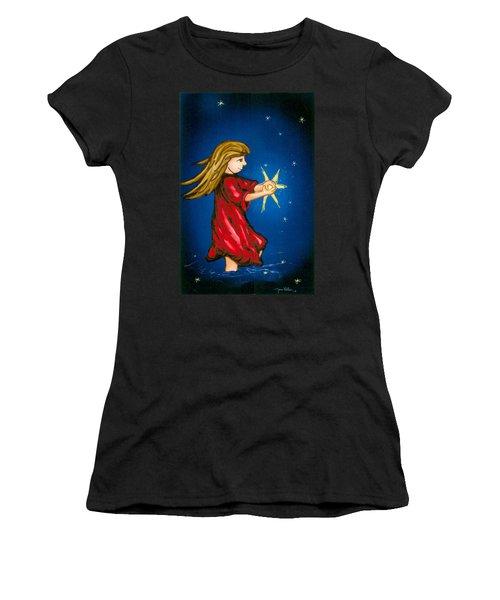 Catching Moonbeams Women's T-Shirt