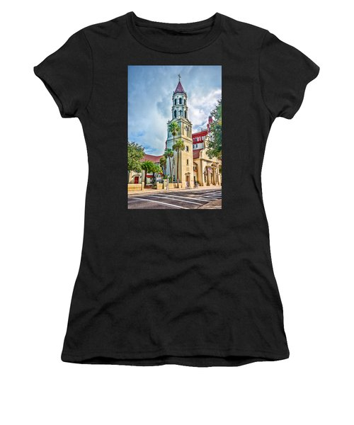Cathedral Basilica Women's T-Shirt