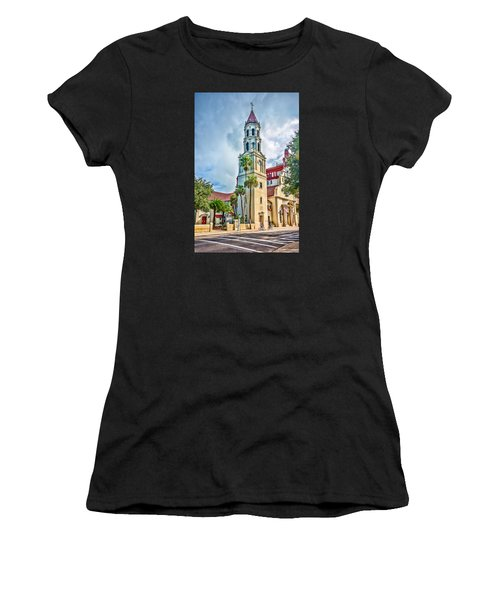 Cathedral Basilica Women's T-Shirt (Athletic Fit)