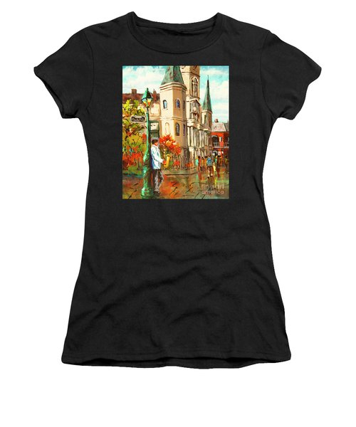 Cathedral Jazz Women's T-Shirt