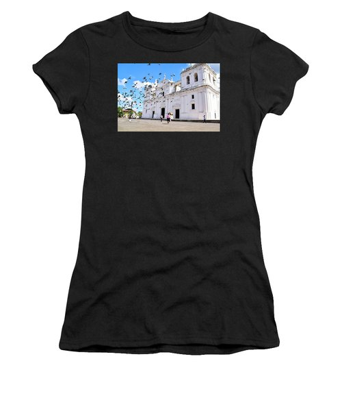 Cathedral Of Leon Women's T-Shirt