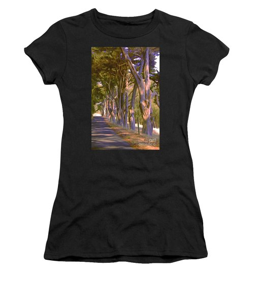 Cathedral Of Trees Women's T-Shirt