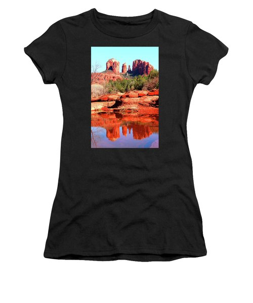 Cathedral Reflections 2 Women's T-Shirt