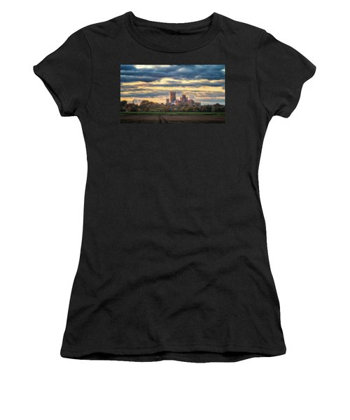Cathedral Sunset Women's T-Shirt