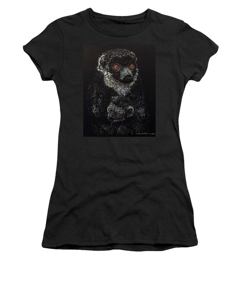 Catherina And Baby Abby Women's T-Shirt