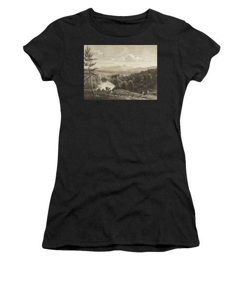 Catskill Mountains Women's T-Shirt
