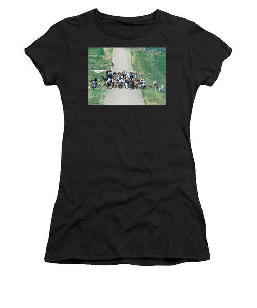 Cattle Drive Women's T-Shirt