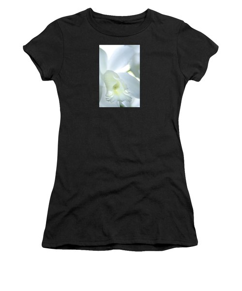 Cattleya Orchid #1 Women's T-Shirt (Athletic Fit)