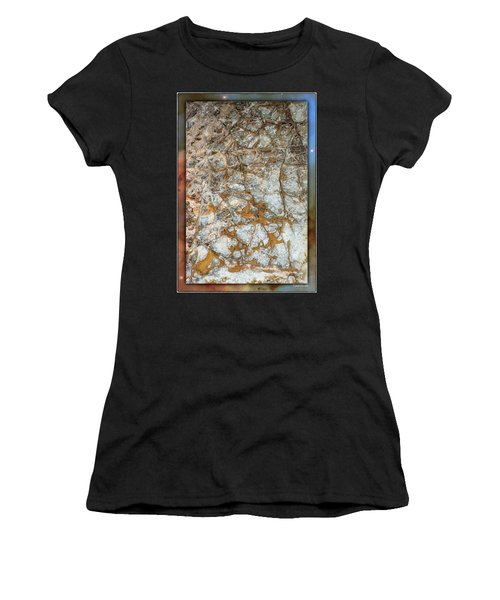Cave Abstraction.... Women's T-Shirt