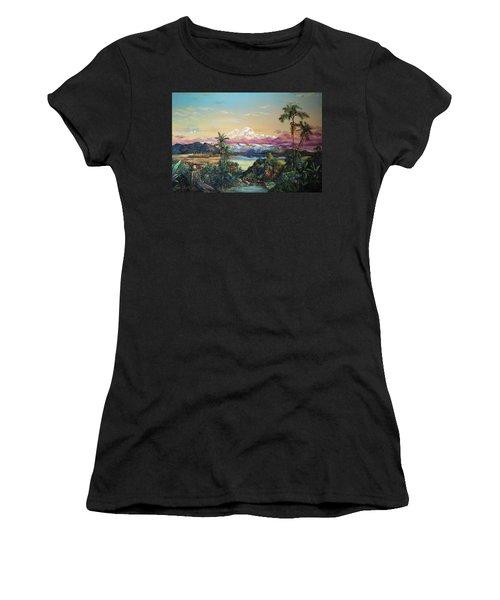 Cayambe-ish Women's T-Shirt