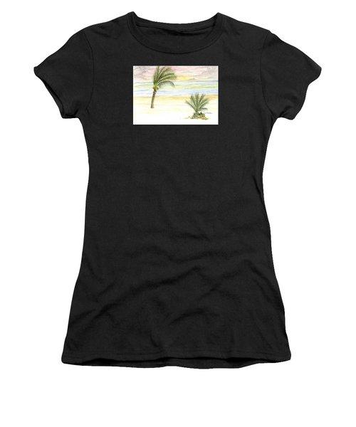 Cayman Beach Women's T-Shirt