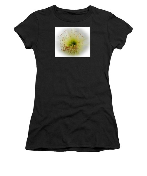 Cctus Flower Women's T-Shirt (Athletic Fit)