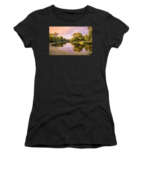 Cedar Creek - Early Evening Women's T-Shirt