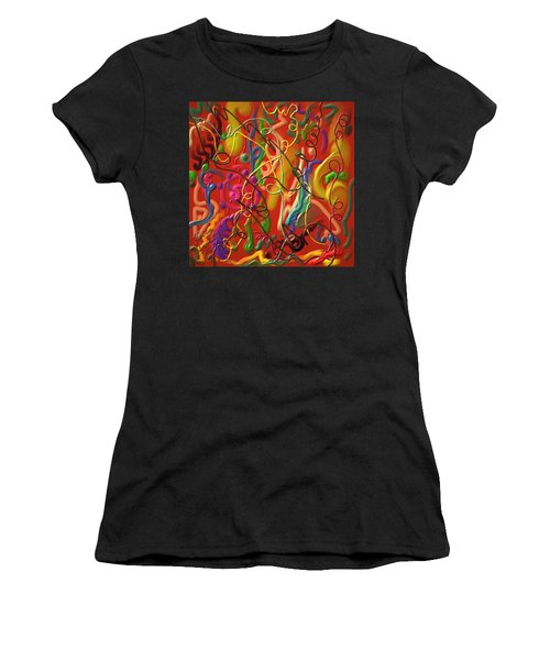 Celebrate The Moment Women's T-Shirt (Athletic Fit)