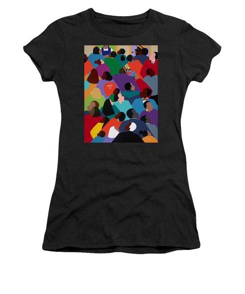 Celebration Maaa-la Women's T-Shirt (Athletic Fit)