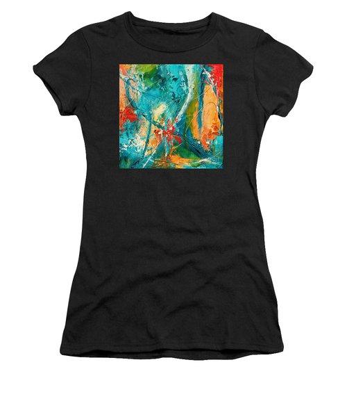 Celestial Choir No 1 Women's T-Shirt (Athletic Fit)