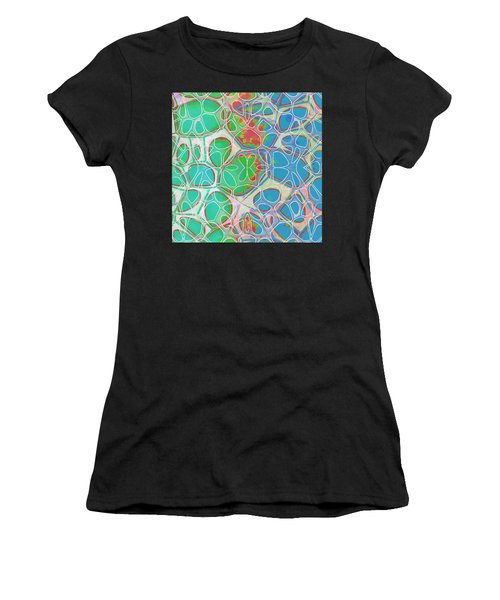 Cell Abstract 10 Women's T-Shirt