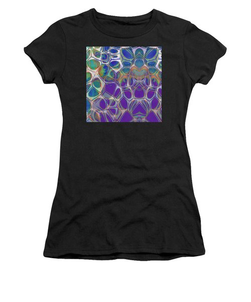 Cell Abstract 17 Women's T-Shirt