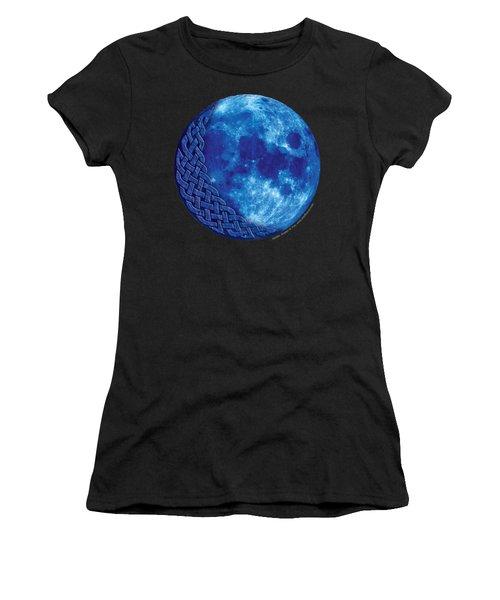 Celtic Blue Moon Women's T-Shirt