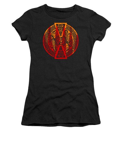 Celtic Dragons Fire Women's T-Shirt