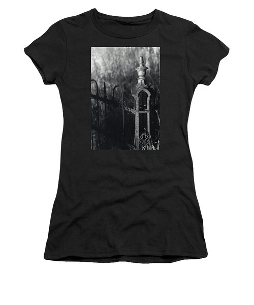 Cemetery  Fence Women's T-Shirt