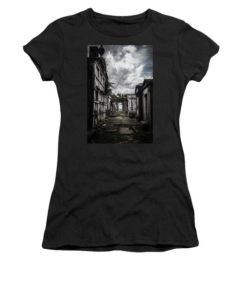 Cemetery Row Women's T-Shirt