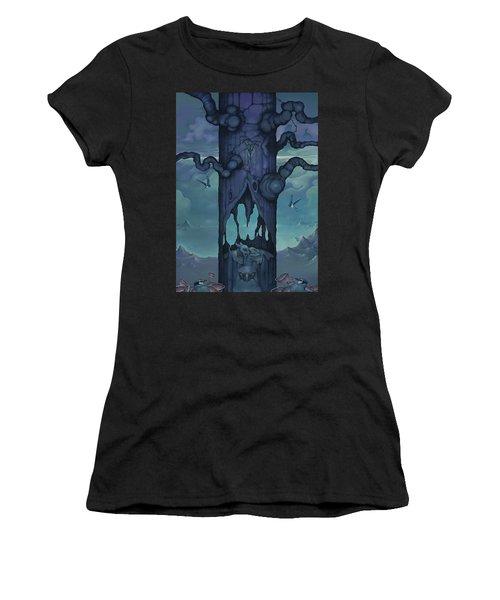 Cenotaph Women's T-Shirt (Athletic Fit)