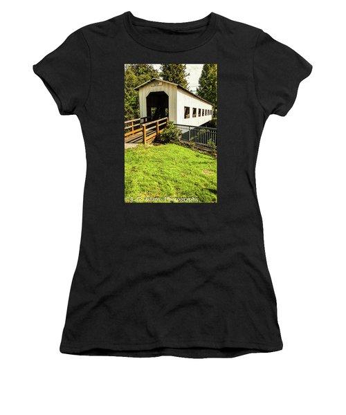 Centennial Bridge Women's T-Shirt