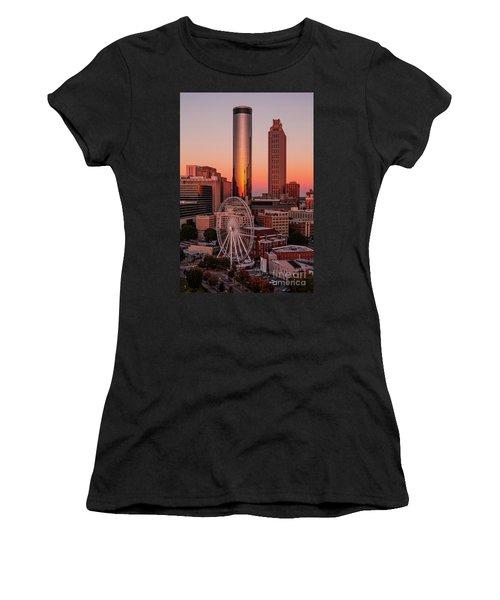Centennial Olympic Park Women's T-Shirt