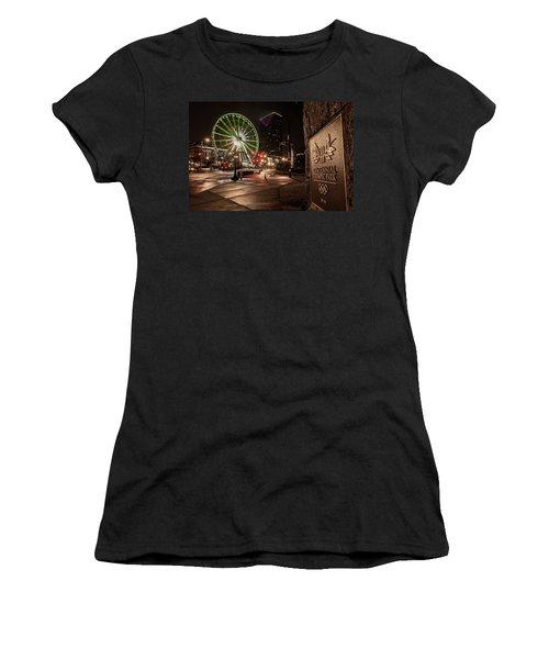 Centennial Park 2 Women's T-Shirt
